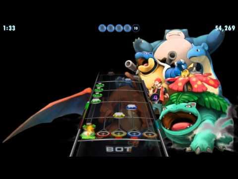 Pokemon Theme Song (Phase Shift Chart)