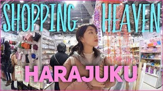 BACK IN HARAJUKU (SHOPPING TIME!!!) & MINU DIET PILLS UPDATE