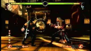 MK9 - Shang Tsung Glitch