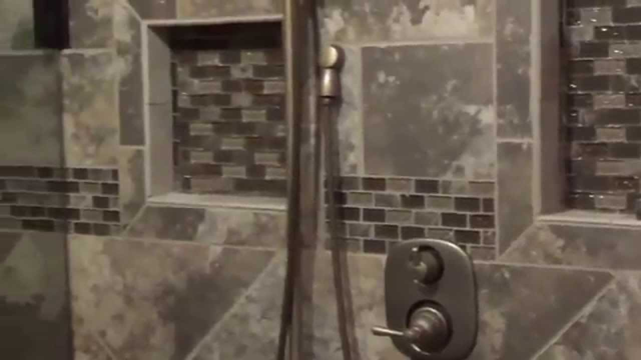 American Kitchen And Bath Tile Showroom In Fort Myers Is The Only Working  Shower Display In Florida   YouTube