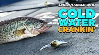 How to Fish Cold Water Crankbaits