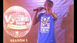 The Vocalist Naija Music Talent Hunt Season 1 Audition
