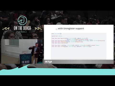 Taming distribution: formal protocols for Akka Typed - Roland Kuhn - JOTB17