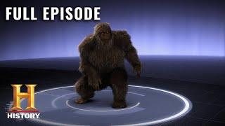 MonsterQuest: SASQUATCH ATTACK PROVEN BY DNA (S2, E20)   Full Episode   History