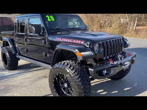 2020-jeep-gladiator-rubicon-launch-edition-4x4-unlimited-black-pick-up---limited-production-run