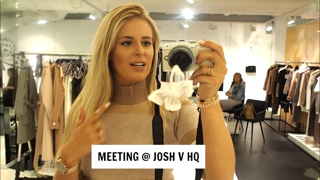MEETING @ JOSH V HQ   ...