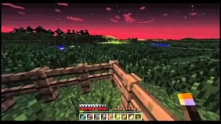 Minecraft приключения #28 Коровья ферма