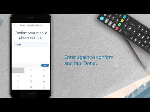 The Barclays App | How To Register Using An IOS Device