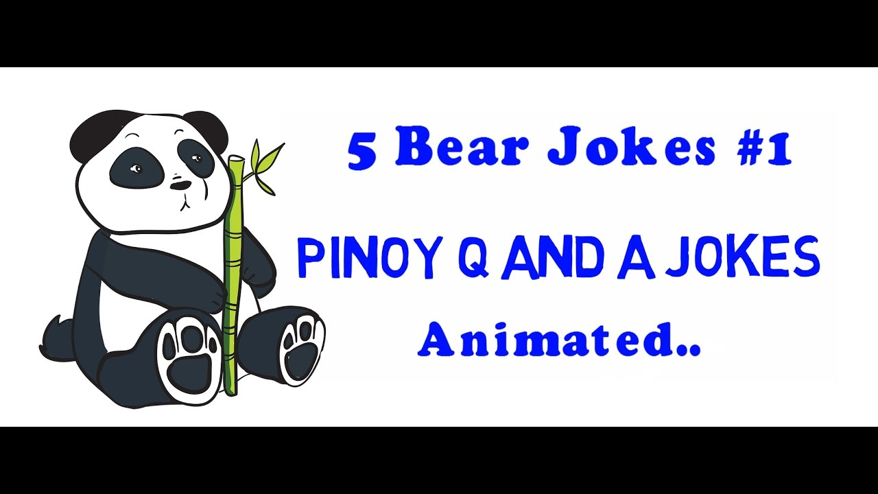 Tagalog bear jokes