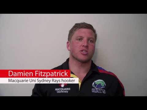 FITZY POST RAMS