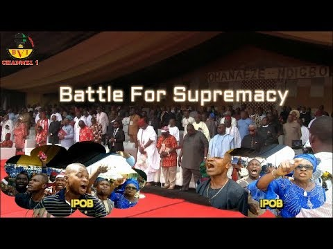 Igbo Summit: IPOB & Ohaneze Ndigbo Battle For Supremecy