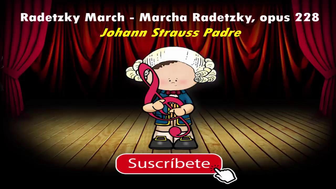 Resultado de imagen de Lectura rítmica Radetzky March - Marcha Radetzky opus 228 (Johann Strauss papá)
