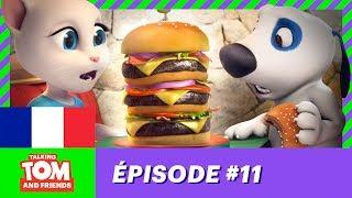 Talking Tom and Friends - Hank, le millionnaire (Épisode 11)