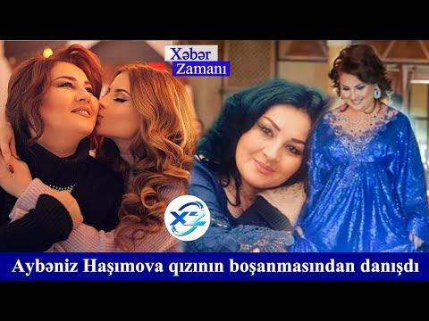 Aynişan Quliyevanın boşanmasından danışdı - Aybəniz Haşımova ilk dəfə