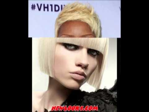 Short Blonde Haircuts On Black Women Youtube