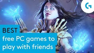 Best free PC games to play with friends
