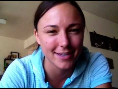 BrianaEviganFanchat recorded live on 8/6/12
