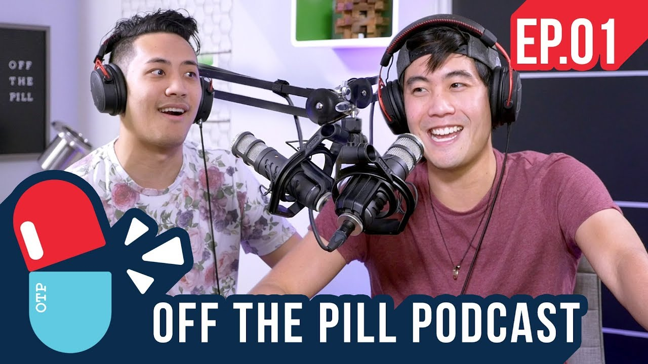 Off the Pill Podcast #1 - ADHD, Brand Deals, and Choosing to be Gay?