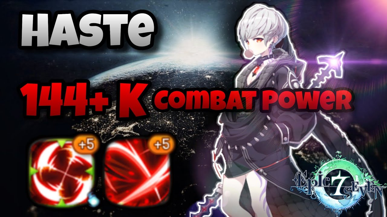 Download Epic Seven - Haste is a Very Strong Unit! (World Arena & Arena)