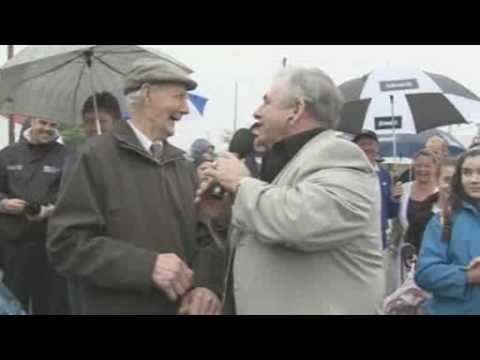 BBC Radio Ulster Country Afternoon with Hugo Duncan Balmoral Show 14 05 2009