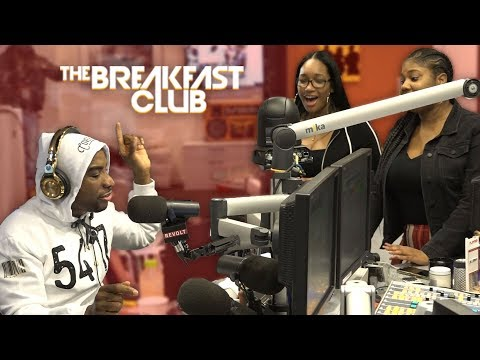 Charlamagne Leads The Single Woman's Prayer On Valentine's Day