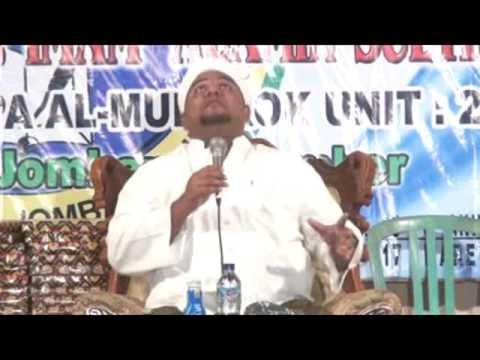 Ceramah Habib Hasyim Bin abdullah Assyegaf di PP.AL MUBAROK 17 maret 2017