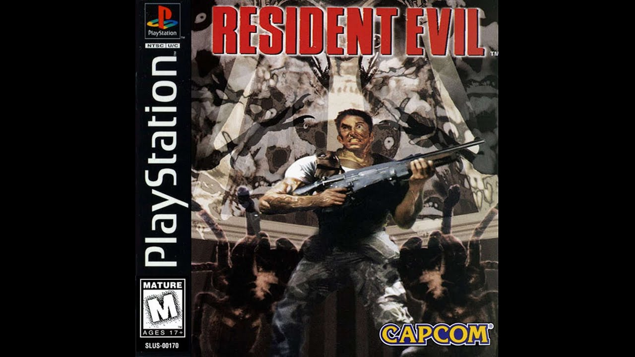 Resident Evil Psx Chris Walkthrough Part 1 1080p Hd