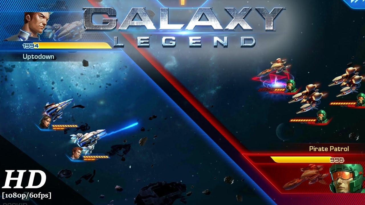 Galaxy Legend - Game Strategi Offline Android