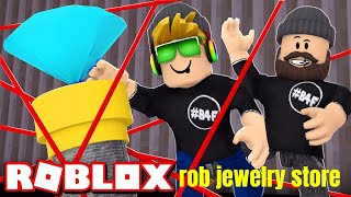 ROBING JEWELERY STORE IN MAD CITY ROBLOX URDU/HINDI