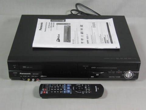 Panasonic dmr ez47v manual pdf.
