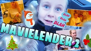 MAVIELENDER 2 🎄 Party & Turnen Adventskalender Vlogmas  | Mavie