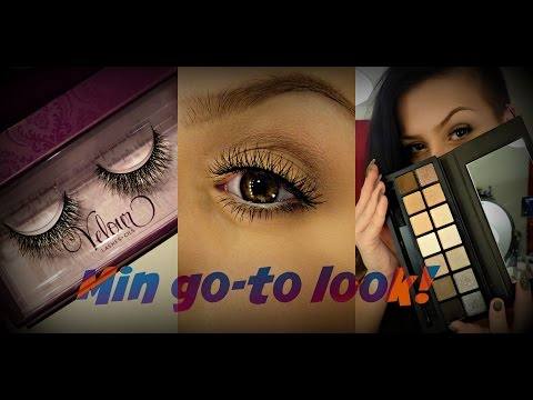 Min go-to look!