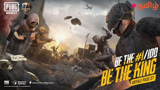 Pubg Tamil Live stream ~Funny game play~Road to 97k Subs~{PayTm on screen}