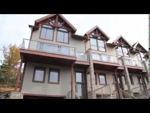 Condos Blanc sur Vert Bromont | Montreal.TV