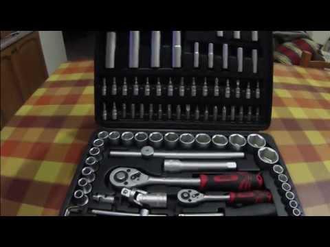 Set Chiavi A Bussola Powerfix Profi Youtube