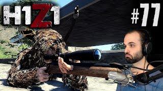 H1Z1 #77 | EXCURSIÓN AL HOSPITAL + TRAJE DE CAMUFLAJE | Gameplay Español