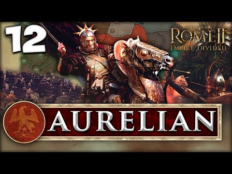 THE HIDDEN GENERAL! Total War: Rome II - Empire Divided - Au