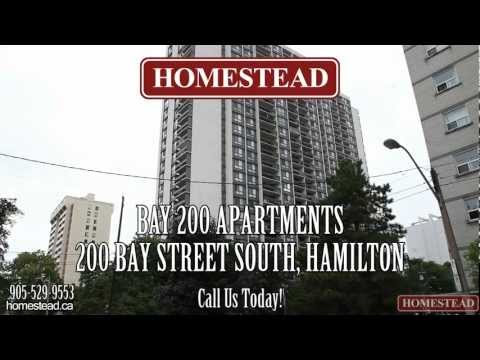 Hamilton Apartments for Rent - Bay 200 - 200 Bay St. S.
