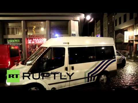 Belgium: Brussels' Grand Place on lockdown amidst fears of terror attack
