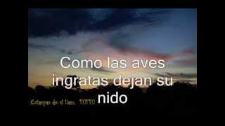 Tormentos  (Letra)- Rodolfo Aicardi. By Totto