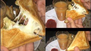 Yummy Tasty cheesy sandwich recipe by RJ kitchen