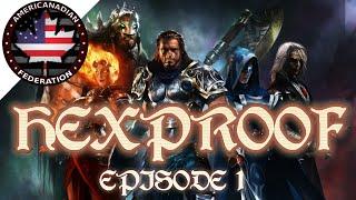 Hexproof #1 - Matt vs. John - Magic: The Gathering