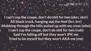 Tinashe - no drama ft offset lyrics