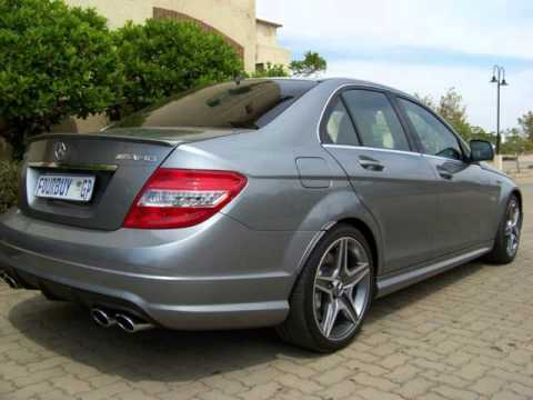 2008 mercedes benz c class c63 amg auto for sale on auto for Mercedes benz c class 2008 for sale