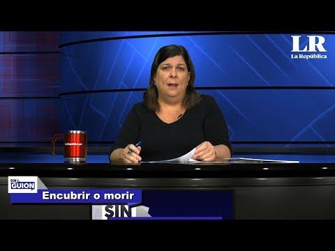 Encubrir o morir - SIN GUION con Rosa María Palacios