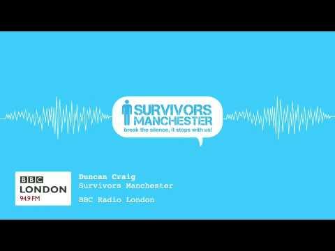 Survivors Manchester on BBC Radio London