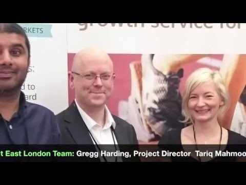 GetSet for Growth East London: 2015 - A year in review