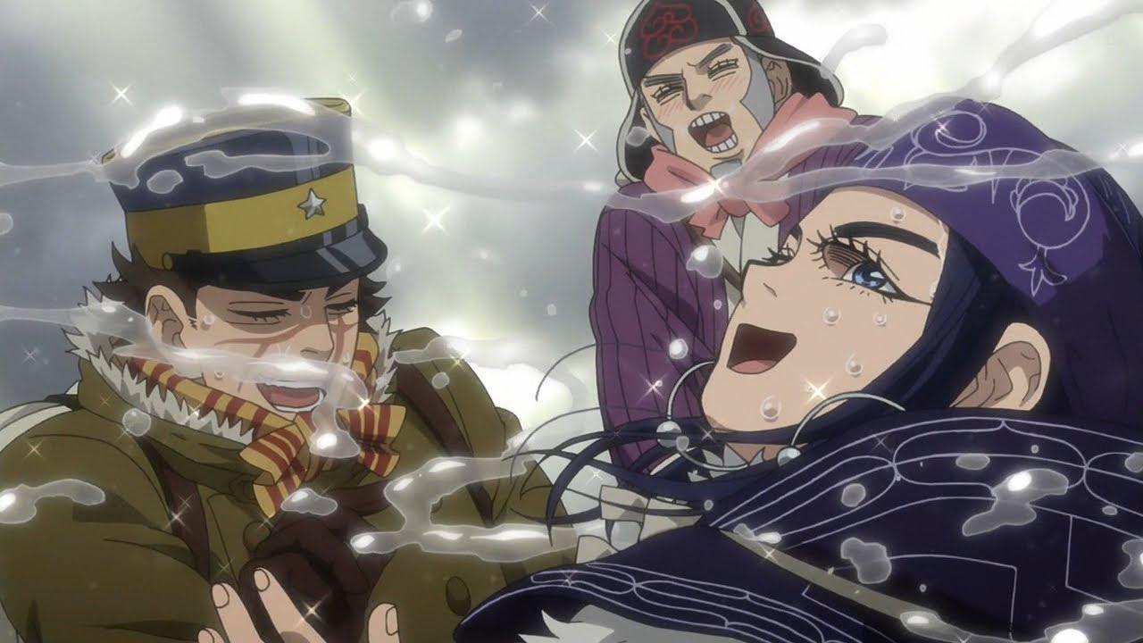 テレビアニメ『ゴールデンカムイ』 第35話より 「白石もういいゾ~」