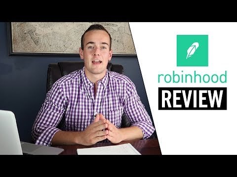 ROBINHOOD REVIEW 📈 100% Free Stock Trading, Worth It?