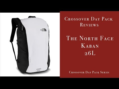 13e43c1de Review of The North Face Kaban 26L - YouTube